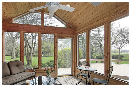 screened porches frederick md the deck heads - Outdoor Screened Porches